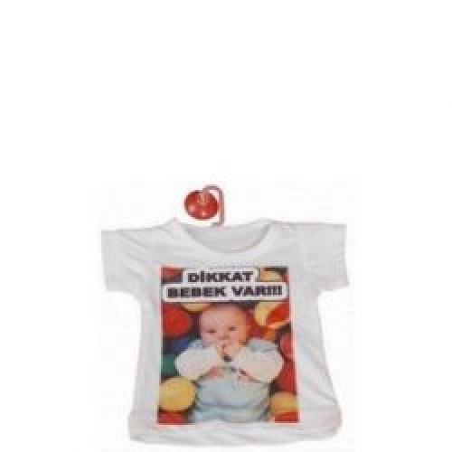 Mini T-Shirt Baskı